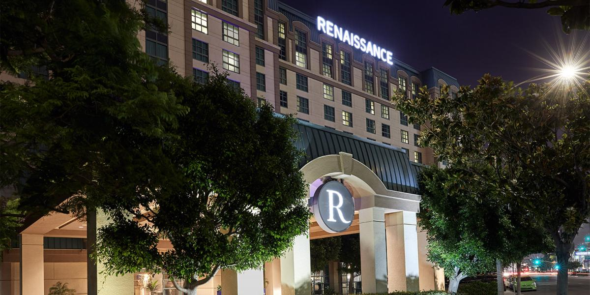 Find renaissance hotel locations autos post for Cat hotels los angeles