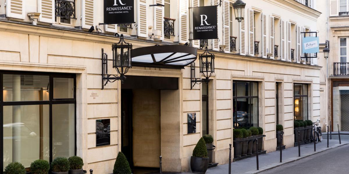 Renaissance paris vend me hotel discover renaissance hotels for Paris vendome gioielli